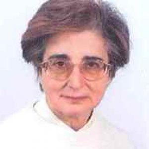 Maria Teresa de Lemos Correia Cordeiro Estrela Professora Catedrática Jubilada