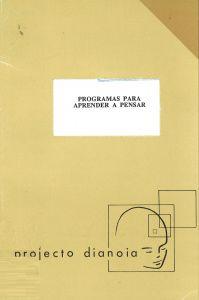 """Capa do livro """"Programas para Aprender a Pensar"""". Organizadores: Maria Odete Valente et al"""