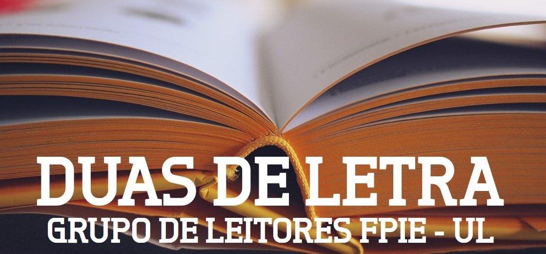 Imagem do grupo de leitores - duas de letras