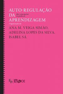"""Capa do livro """"Auto-Regulação da aprendizagem. Das concepções às práticas"""", de Ana Margarida Veiga Simão"""