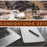 Candidaturas 2017