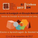 Encontro de Investigação em Educação Matemática 2017, EIEM 2017