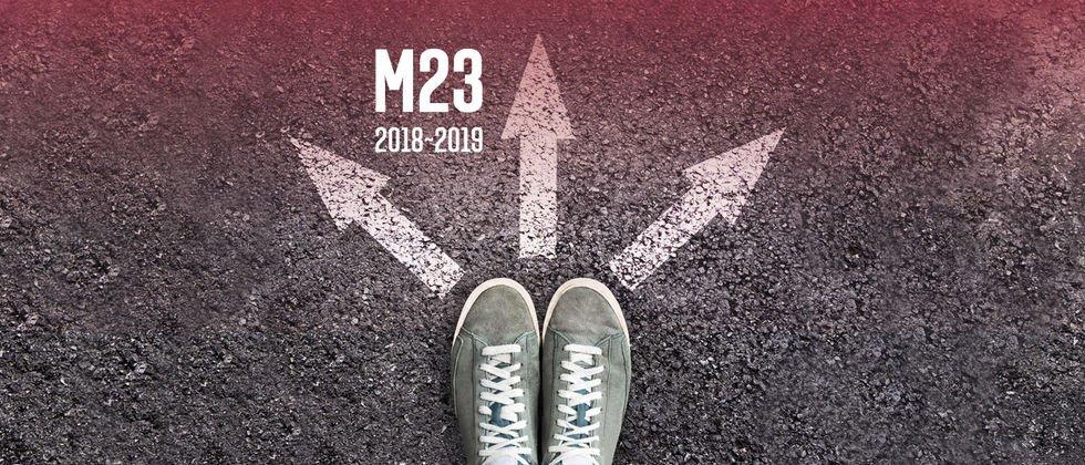 Maiores 23 – 2018