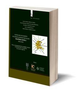 """Capa do E-Book """"CESTES 2 – Os Custos dos Estudantes No Ensino Superior Português. Ano 2015/2016"""""""