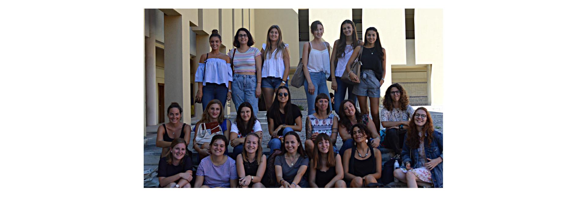 Estudantes Erasmus +