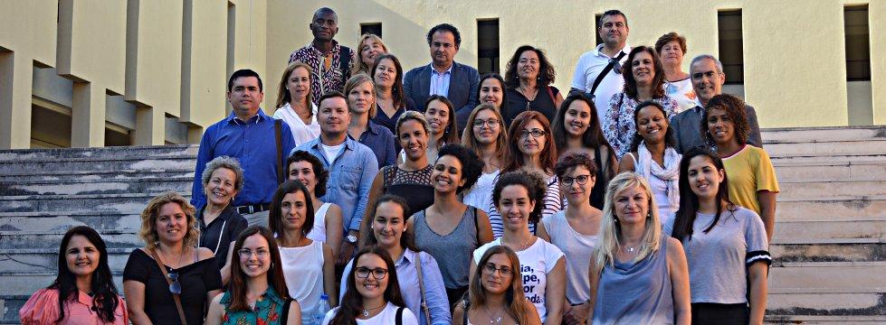 Estudantes de Doutoramento e Mestrado