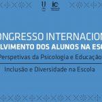 III Congresso Internacional Envolvimento dos Alunos na Escola, 2019