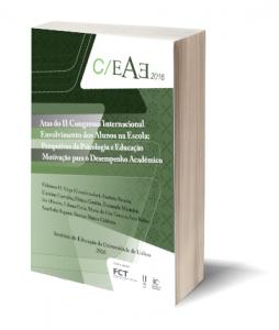 capa das Atas do II Congresso Internacional Envolvimento dos Alunos na Escola