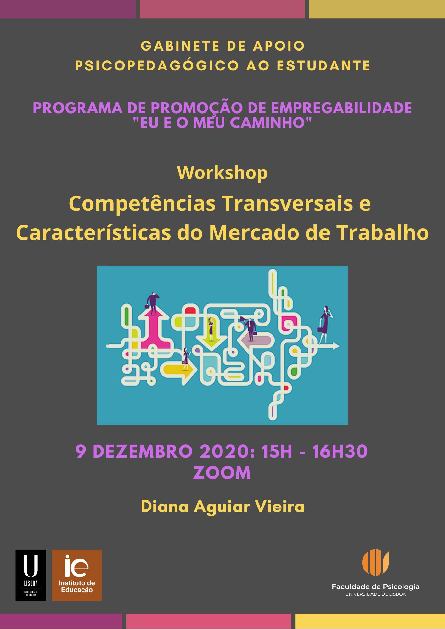 Workshop Competências Transversais e Características do Mercado de Trabalho